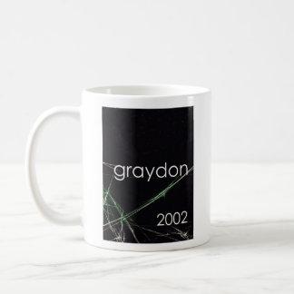 2002 Graydon Gremlin Yearbook Mug
