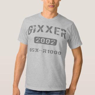 2002 GSX-R1000 Apparel T-shirt