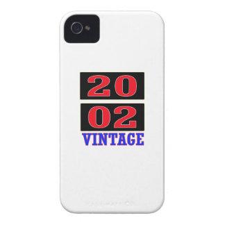 2002 Vintage iPhone 4 Case-Mate Case