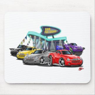 2003-06 escena del concesionario de coches de SSR Tapete De Ratones