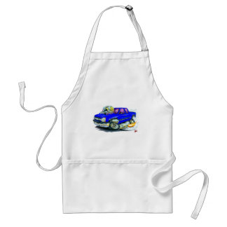 2003-06 Silverado Blue Truck Adult Apron