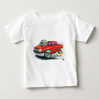 2003-06 Silverado Red Truck Infant T-shirt