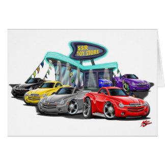 2003-06 SSR Car Dealer Scene Card