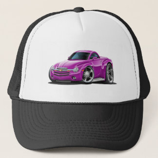 2003-06 SSR Purple Truck Trucker Hat