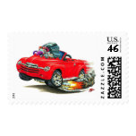 2003-06 SSR Red Convertible Postage Stamps