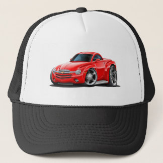 2003-06 SSR Red Truck Trucker Hat