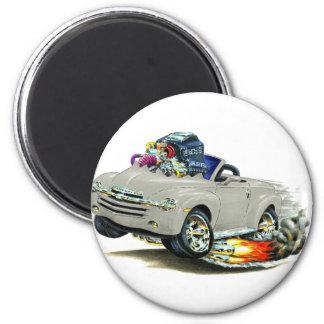 2003-06 SSR Silver Convertible Magnet