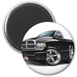2003-08 Dodge Ram Black Truck Fridge Magnet