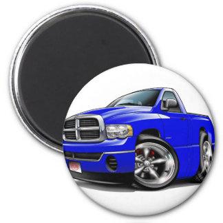 2003-08 Dodge Ram Blue Truck Refrigerator Magnet