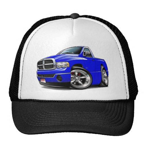 2003-08 Dodge Ram Blue Truck Trucker Hat