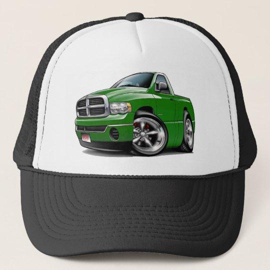 76bf1eecd058a 2003-08 Dodge Ram Green Truck Trucker Hat
