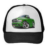 2003-08 Dodge Ram Green Truck Trucker Hat