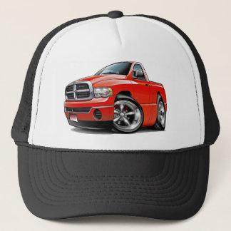 2003-08 Dodge Ram Red Truck Trucker Hat