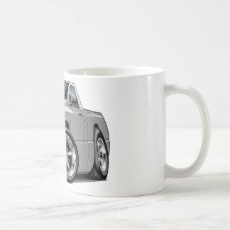 2003-08 Dodge Ram Silver Truck Coffee Mug