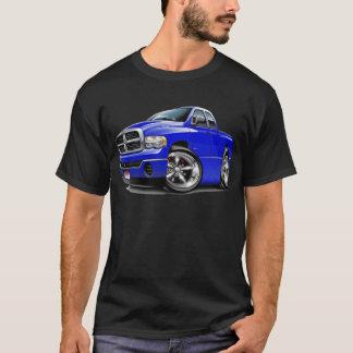 2003-08 Ram Quad Blue Truck T-Shirt