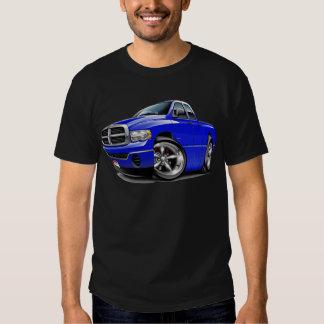 2003-08 Ram Quad Blue Truck T-shirts