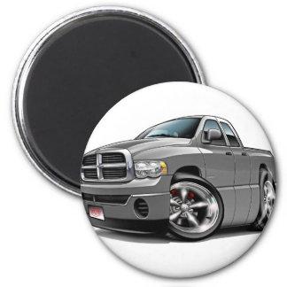 2003-08 Ram Quad Grey Truck Magnet