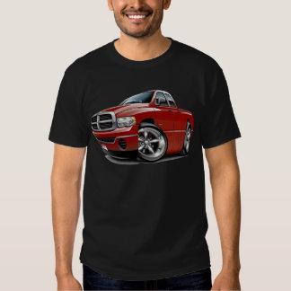 2003-08 Ram Quad Maroon Truck T Shirt
