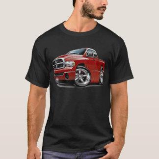 2003-08 Ram Quad Maroon Truck T-Shirt