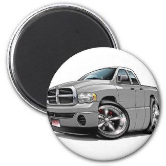 2003-08 Ram Quad Silver Truck Magnet