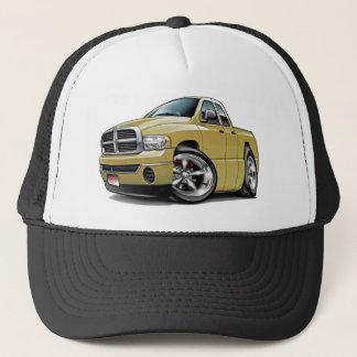 2003-08 Ram Quad Tan Truck Trucker Hat