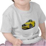 2003-09 camión del amarillo del espolón de Dodge Camisetas