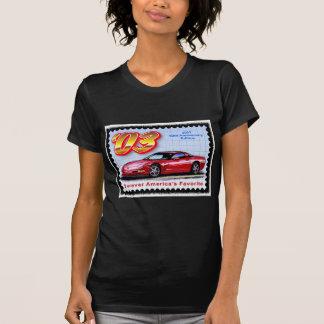 2003 50th Anniversary Corvette Shirts