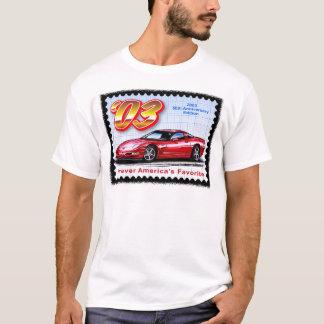 2003 50th Anniversary Corvette T-Shirt