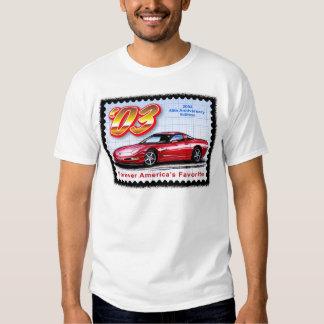 2003 50th Anniversary Corvette Tee Shirt