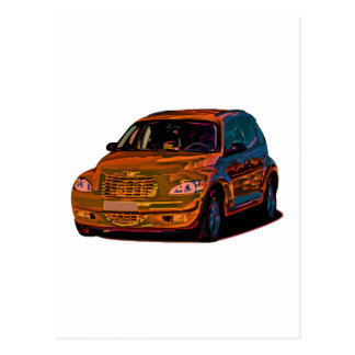 2003 Chrysler PT Cruiser Postcard