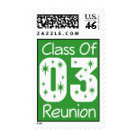 2003 Class Reunion Stamps
