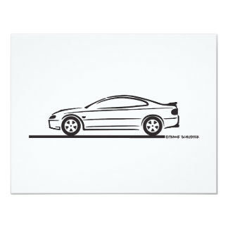 2004 05 06 Pontiac GTO Card