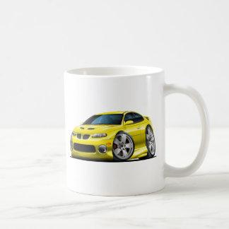 2004-06 coche amarillo de GTO Taza