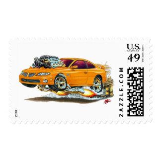 2004-06 coche del naranja de GTO Franqueo