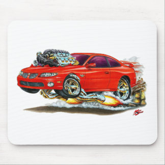 2004-06 coche del rojo de GTO Tapetes De Raton