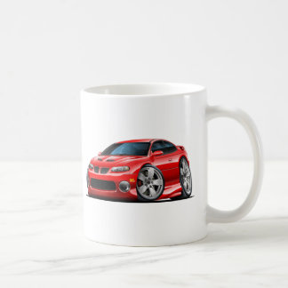 2004-06 coche del rojo de GTO Taza De Café