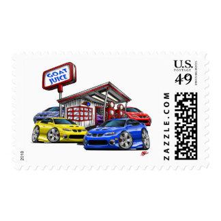 2004-06 escena de la gasolinera de GTO Envio