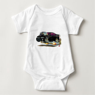 2004-06 GTO Black Car Baby Bodysuit