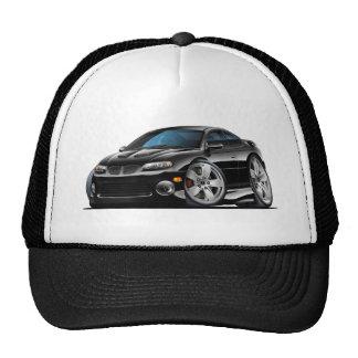 2004-06 GTO Black Car Trucker Hat