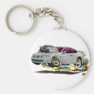 2004-06 GTO Grey Car Keychain