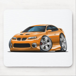 2004-06 GTO Orange Car Mouse Pad