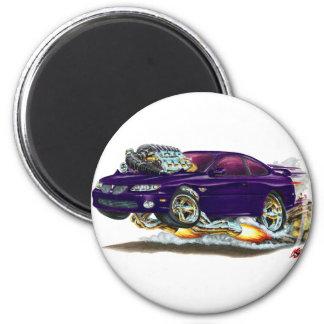 2004-06 GTO Purple Car Magnet