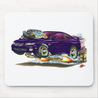 2004-06 GTO Purple Car Mouse Pad