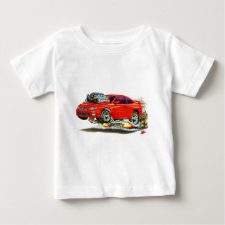 2004-06 GTO Red Car Baby T-Shirt