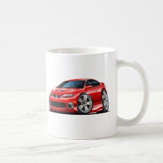 2004-06 GTO Red Car Coffee Mug