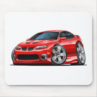 2004-06 GTO Red Car Mouse Pad