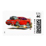 2004-06 GTO Red Car Stamp