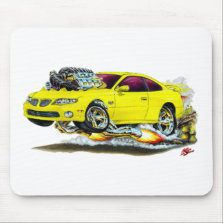 2004-06 GTO Yellow Car Mouse Pad