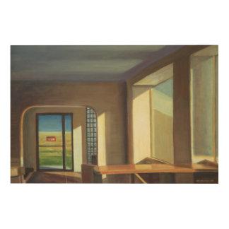 2004 cerrado impresiones en madera