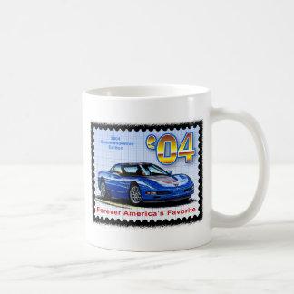 2004 Commemorative Edition Corvette Coffee Mug